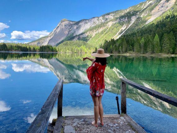 Lago di Tovel laghi itinerario blog di viaggi