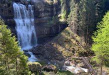 cascata di vallesina