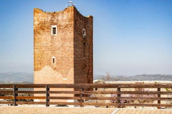 Castello di Montecchio.