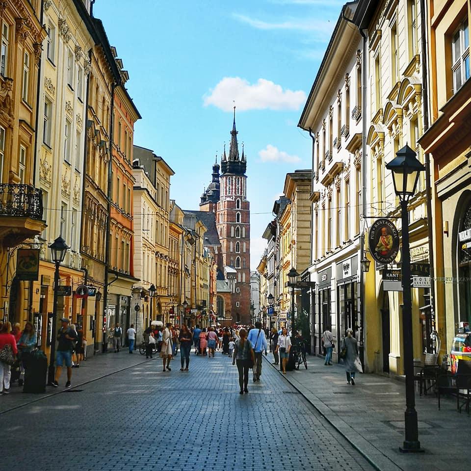 Vacanze estive a Cracovia, la bellezza guarda ad est ...