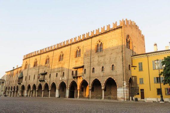 palazzo ducale mantova