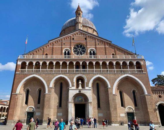 Basilica di Sant'Antonio a Padova visitare