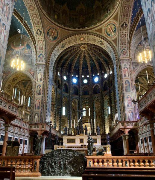 Basilica di Sant'Antonio a Padova visitare Padova in un giorno