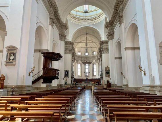 Cattedrale Santa Maria Padova da visitare 1