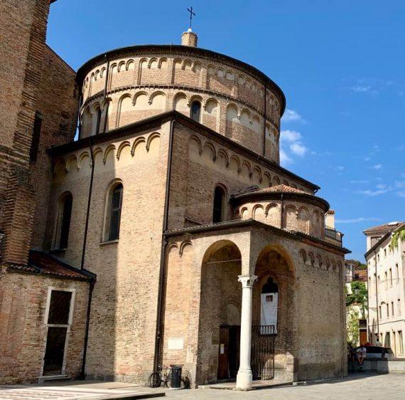 Cattedrale Santa Maria Padova da visitare