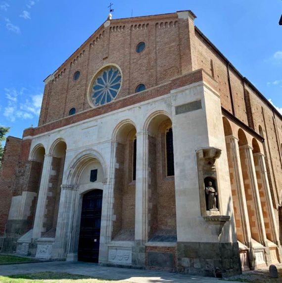 Chiesa e Museo degli Eremitani Padova