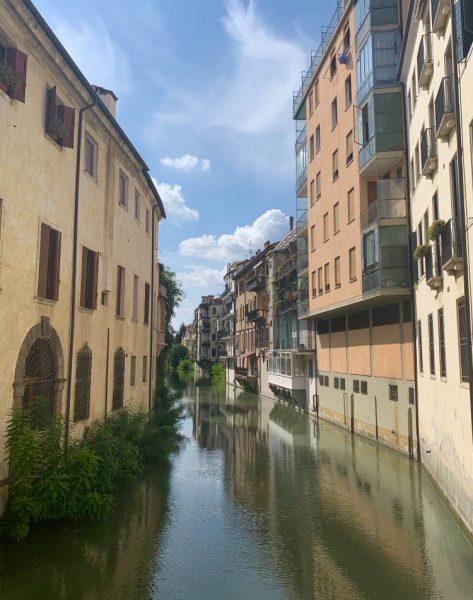 Ponte delle Torricelle cosa Fotografare a Padova