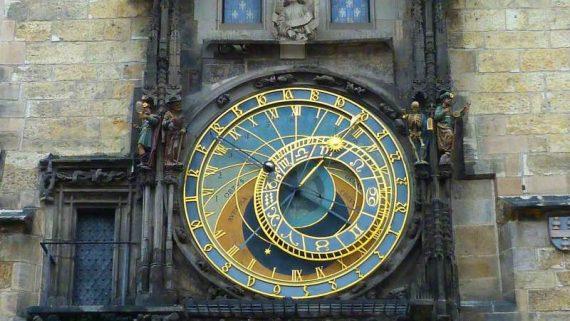 Orologio Astronomico-praga da vedere