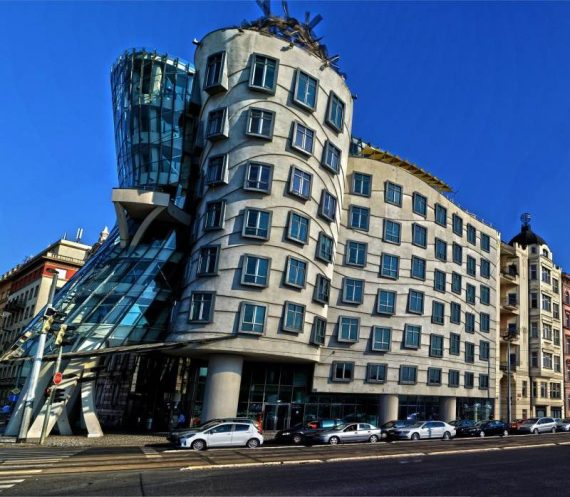 casa danzcante Cosa vedere a Praga