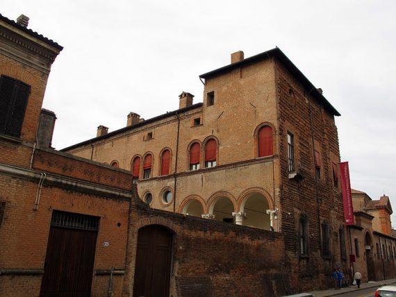 Museo archeologico Ferrara itinerario cosa vedere a ferrara