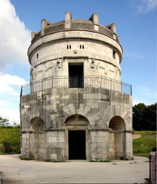 Mausoleo Teodorico Ravenna