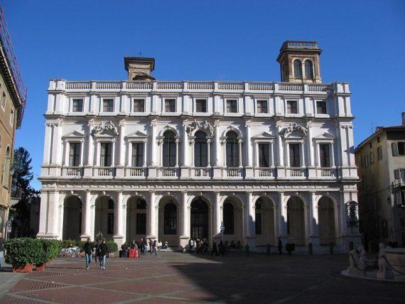 Biblioteca bergamo