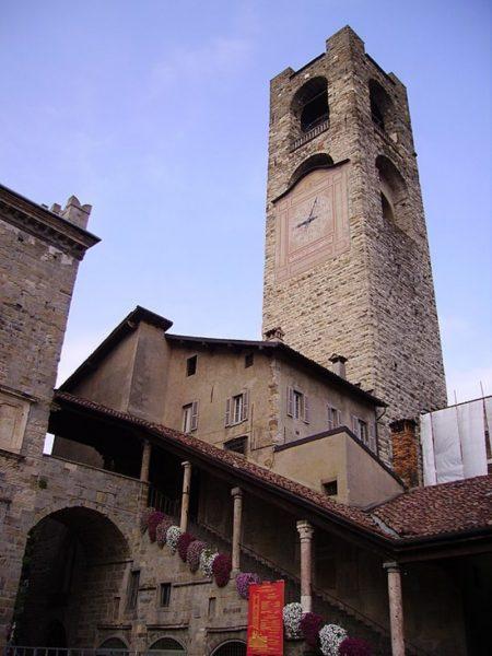Bergamo campanone